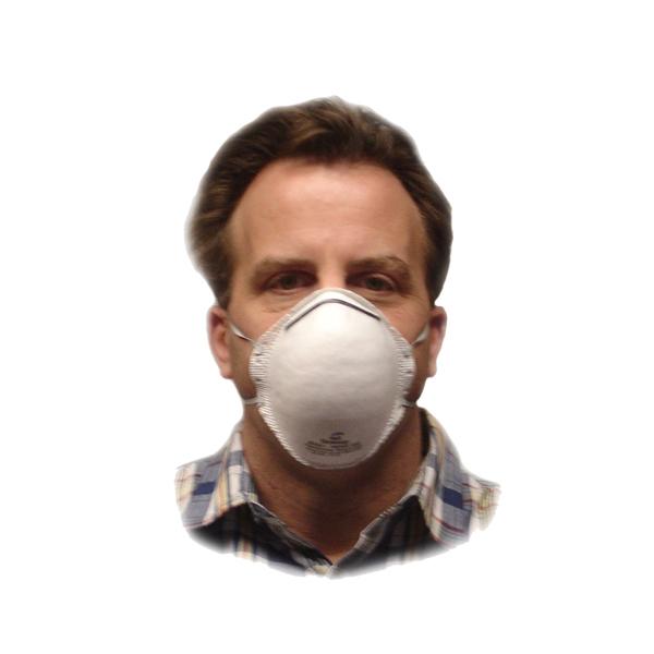 fine particle respirator mask